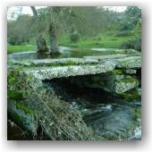 """Geocaching Frontera Natural · Molino y """"la puente"""""""