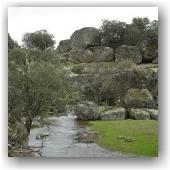Geocaching Frontera Natural · Peña Resbaladera