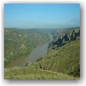 Geocaching Frontera Natural · Rivas Altas